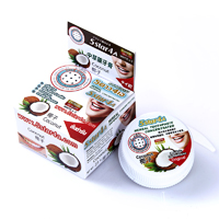 5STAR 4A herbal concentrated toothpaste coconut 25 gr