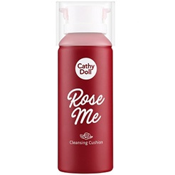 Cathy Doll Rose Me Cleansing Cushion 150 ml. Thailand. тайланд