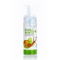 Daiso Snail white mousse foam 150 ml. Thailand