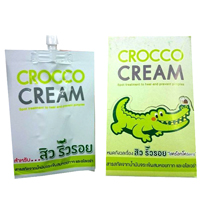 Fuji Crocco cream 8 gr. Thailand 100% Original Product from Thailand MADE IN THAILAND