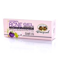 Gel for the face for acne Abhaibhubejhr 15 gr. Thailand. ТАЙ. ТАЙЛАНД