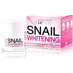 Le Skin Snail Whitening Secretion Filtrate Moisture Facial Cream 50 гр. ТАЙЛАНД