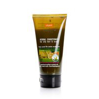 Lolane Herbal Conditioner for oil hair & scalp Corn Sugar & Citrus Extract 150 ml. Thailand. ТАЙЛАНД