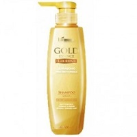 BioWoman Gold essence hair repair shampoo 500 ml. Thailand