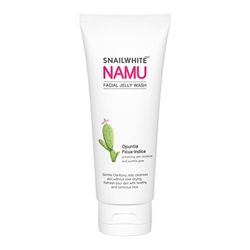 Snail White Namu Facial Jelly Wash 100 ml. Thailand
