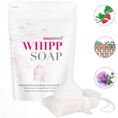 Soap with snail White Namu Life 100 gr. Thailand