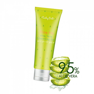 Cathy Doll Aloe HaAloe Vera Cleansing Gel 100 ml. Thailand