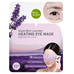 Baby Bright Sleep Well Lavender Heating Eye Mask. Thailand