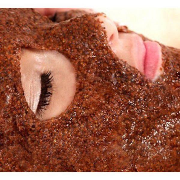 Как применять маску из водорослей