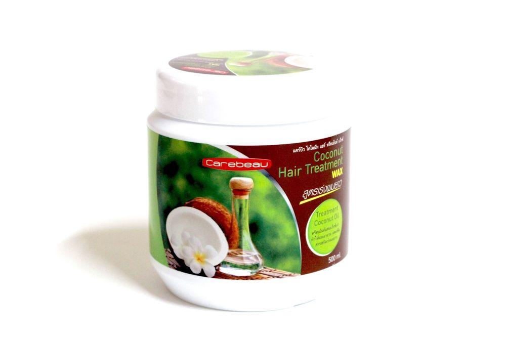 Маска для волос кокосовая из тайланда