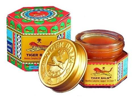Красный тигровый бальзам из тайланда применение